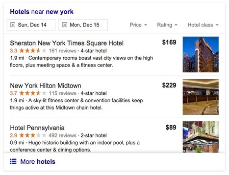 How Google 3-Pack will affect your Marketing Strategy | Hotel Marketing | Scoop.it