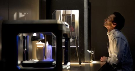 MakerBot will start outsourcing its 3D printers | Research_topic | Scoop.it