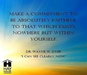 Timeline Photos - Dr. Wayne W. Dyer | Facebook | Inspiration | Scoop.it