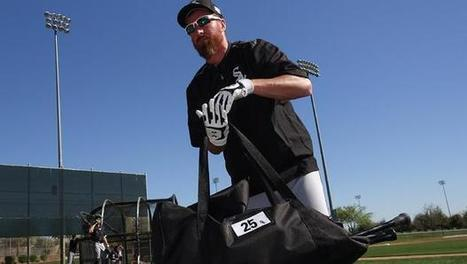 """Adam LaRoche walks from $13M contract with the Chicago White Sox to put """"family first"""" 