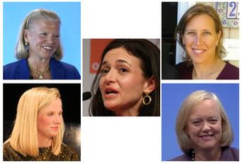 Les 5 femmes les plus puissantes de l'informatique en 2014 | ESocial | Scoop.it