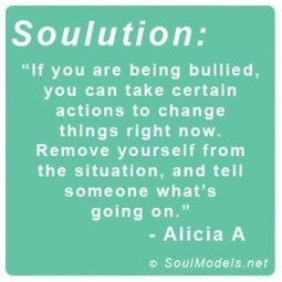 Alicia A. Overcame Being Bullied and Teased Relentlessly by Other Girls | Soul Models | Scoop.it