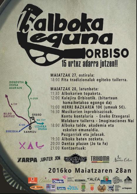 15 Alboka Eguna - Orbiso | Mendialdea.info | Scoop.it