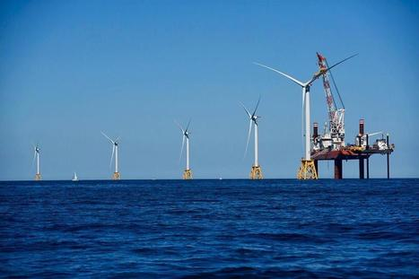 America's First Offshore Wind Power Project is COMPLETE! | Sustainable Technologies | Scoop.it