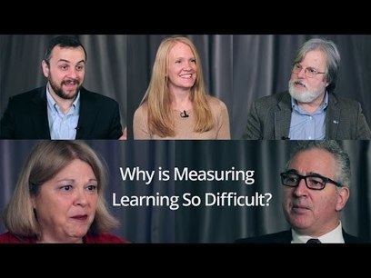 Why Is Measuring Learning So Difficult? A Video Conversation with iPad Summit Keynoter, Justin Reich | Moodle and Web 2.0 | Scoop.it