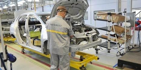 Automobile : Renault sourit, Peugeot et Citroën grimacent | Actu de l'industrie | Scoop.it