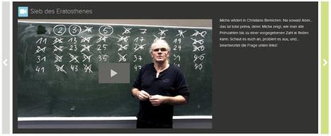Web2-Unterricht: Mathe-MOOC: Mathematisch denken!   MOOCs   Scoop.it