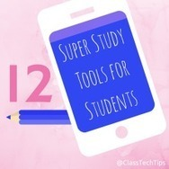 12 Super Study Tools for Students | The OWL Teacher Center SCOOP.IT! | Scoop.it