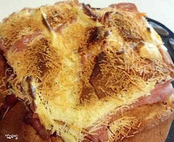 Recetas caseras de cocina: Pan relleno de queso, jamón y bacón | Las mejores cosas suceden cuando menos te las esperas | Scoop.it