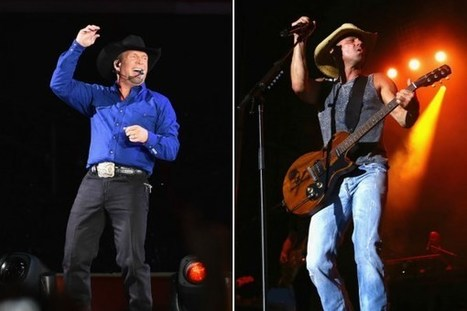 Country Artists Among 2016's Highest-Paid Celebrities | Country Music Today | Scoop.it