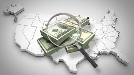 Bank of America's Data Mapping Adds $1 Per Share | Geotecnologias & Governo Federal | Scoop.it