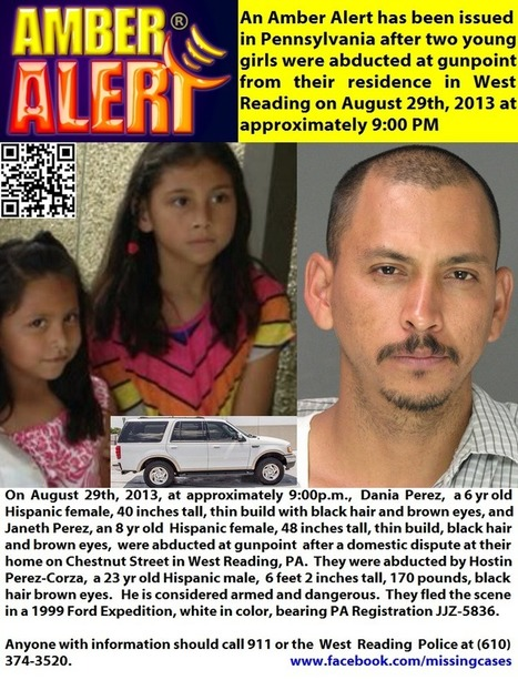 AMBER ALERT!  Church Of Malphas Asks... Have You Seen This Person? | Missing Persons | Scoop.it