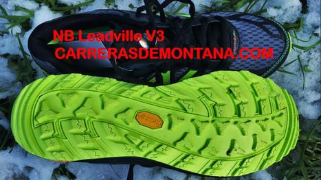 New Balance Leadville V3 (130€/315gr/Drop8mm): Análisis por Mayayo y alternativas New Balance para trail running. | MONTAÑA DE LEÓN | Scoop.it