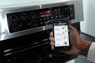 LG permitirá controlar electrodomésticos desde smartphones | El Economista | Móviles y márketing digital | Scoop.it