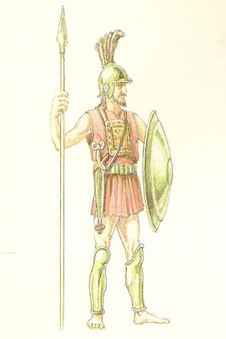 El Món Romà: El primer ejército organizado de Roma: Servio Tulio | Enseñar Geografía e Historia en Secundaria | Scoop.it