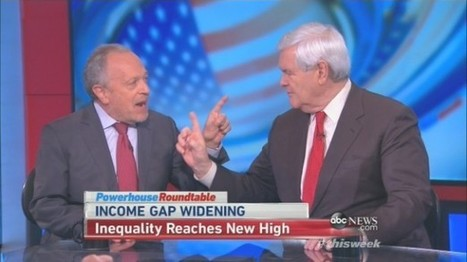 Robert Reich hammers Newt Gingrich after he blames Democrats for increasing poverty | Daily Crew | Scoop.it