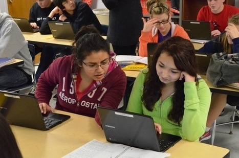Chromebooks Help Raise Bar | District Administration Magazine | BSD Tech Integration | Scoop.it