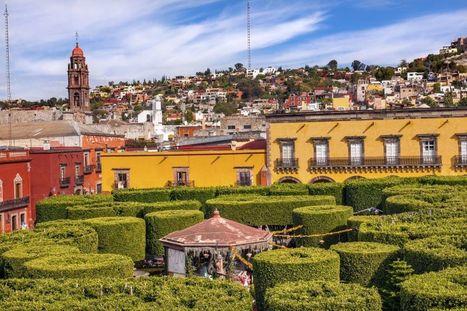 Fotogalería: Las 10 ciudades coloniales más bonitas de América   Arte y cultura en Mesoamérica, México colonial y revolucionario   Scoop.it