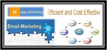 E-mail marketing is still one of the most effective branding strategies | Happy Marketing- Efficient & cost effective | Scoop.it