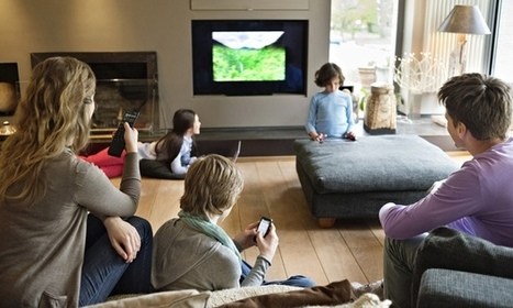 Viewing TV as a family is still in vogue – thanks to catch-up services | ConnectedTV | Scoop.it