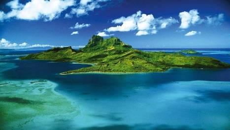 A Breathtaking View Of Bora Bora | Interesting Photos | Scoop.it