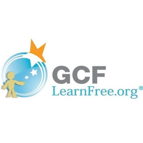 90+ Free Tutorials at GCFLearnFree | JFK High School Library | Scoop.it