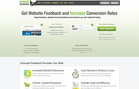 20 Great Tools For Testing Your Website's Usability | Web Content Enjoyneering | Scoop.it