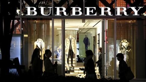 Burberry blames currency effects for pre-tax profits slide - FT.com | AQA A2 BUSS4 Strategy & Economic factors | Scoop.it