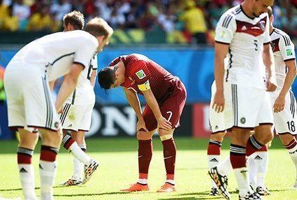 Lý do Ronaldo bất lực trước ĐT Đức | Tin tức tuyển sinh đại học 2014 | Scoop.it