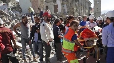 EN DIRECT. Séisme en Italie: Matteo Renzi va se rendre dans les zones touchées... Au moins 38 morts, selon la protection civile... | Chronique d'un pays où il ne se passe rien... ou presque ! | Scoop.it