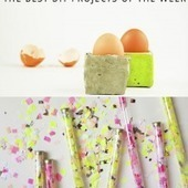 The Best DIY Projects Of The Week! at Babble | DIY and Crafts | Scoop.it
