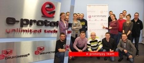 Print3d World: Materialize adquiere e-Prototypy, empresa de impresión 3D líder en Polonia | Impresión 3D y fabricación digital | Scoop.it