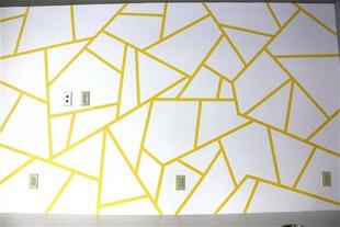 Comment donner un style géométrique à son mur ? | La Revue de Technitoit | Scoop.it