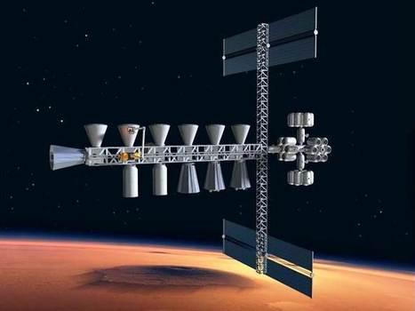 Spaceflight experts work on alternate vision for Mars trips | NBC News.com | Sciences | Scoop.it