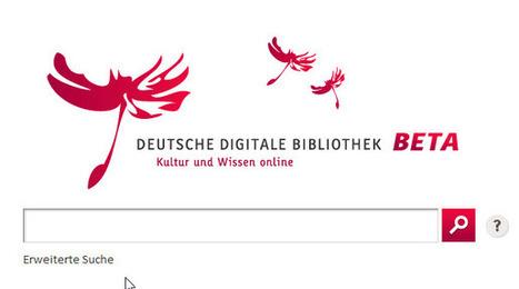 Bibliothèque numérique allemande en ligne | Deutsch-französisches Historikerkomitee | Outils et  innovations pour mieux trouver, gérer et diffuser l'information | Scoop.it