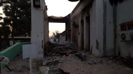 Doctors Without Borders Rejects US Offer to Rebuild Hospital | Saif al Islam | Scoop.it