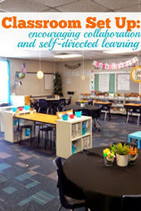 Minds in Bloom: New Classroom Set Up: Encouraging Self-Directed Learning and Collaboration | School Design | Scoop.it