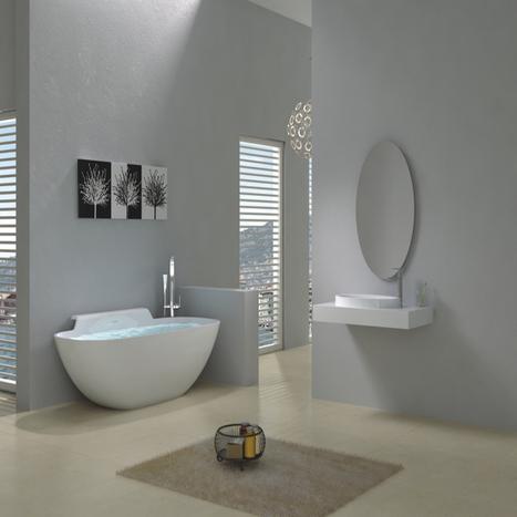 4 Great Luxe Products To Renovate Your Bathroom | Designer Tiles | Scoop.it