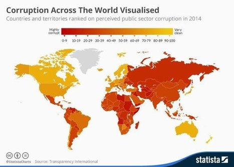 Corruption: The hidden tax on global growth   thewheelworld   Scoop.it