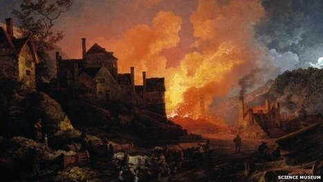 Why the Industrial Revolution happened in Britain | Social ... | industrial revolution | Scoop.it