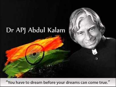 Happy Birthday  to Missile man Of India – Dr. A. P. J. Abdul Kalam | fashionscot | Scoop.it