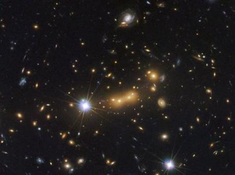Des astronomes identifient une nouvelle doyenne des galaxies de l ... - L'Alsace.fr | De la fiction | Scoop.it