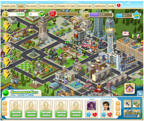 Jugar en red social: ¿adicción digital versus comunicación e interacción en CityVille? | María Esther Del Moral Pérez, Alba Patricia Guzmán Duque | Comunicación en la era digital | Scoop.it