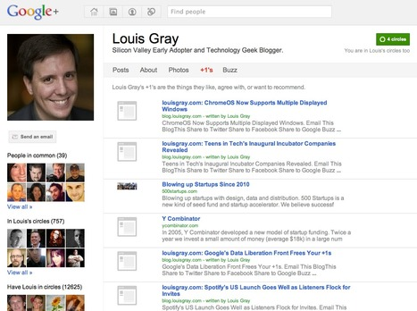 Google's Big Play on Content Marketing, Influence & SEO | Google+ Guide | Scoop.it