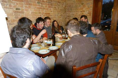 In Inghilterra i pub, in Francia i bistrot, ed a Siena c'è Il Vinaio   Prodotti Tipici   Scoop.it