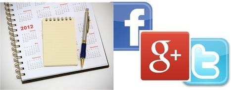 Facebook : créez votre planning de publications en 4 étapes | Web Marketing & Social Media Strategy | Scoop.it