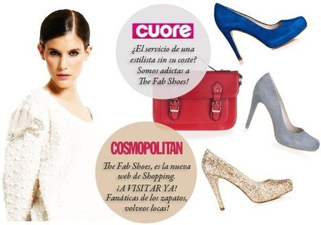 Zapatos de mujer, comprar zapatos online - The Fab Shoes | FASHION LOW COST | Scoop.it