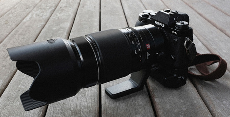 Tick Tack Sharp - FujiFilm XF 50-140mm F2.8 R LM OIS WR - Reviewed | Sven Schroeter | Fuji X in New York | Scoop.it