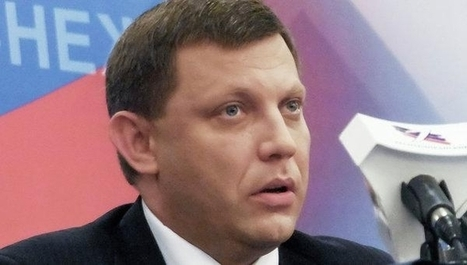 Fort Russ: Important Clarification from Zakharchenko: Not Voting to Join Russia | Global politics | Scoop.it