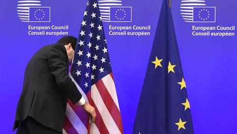 Le marché unique du numérique crée des tensions entre l'Europe et les US | Infos sur le milieu musical international | Scoop.it